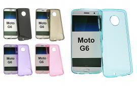 TPU Mobilcover Motorola Moto G6