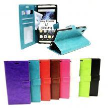 Crazy Horse Wallet Sony Xperia L1 (G3311)