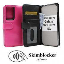 Skimblocker Mobiltaske Samsung Galaxy S21 Ultra 5G (G998B)