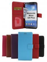 New Standcase Wallet Motorola Moto G9 Plus