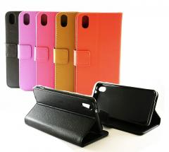 Standcase TPU wallet HTC Desire Eye