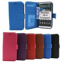 New Standcase Wallet Huawei Y6 II Compact (LYO-L21)