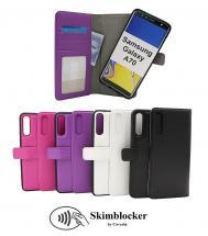Skimblocker Magnet Wallet Samsung Galaxy A70 (A705F/DS)