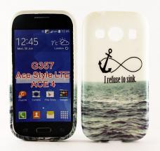 TPU Designcover Samsung Galaxy Ace 4 (G357F)