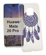 TPU Designcover Huawei Mate 20 Pro
