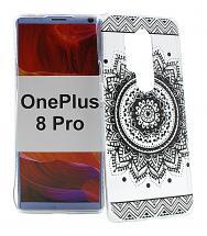 TPU Designcover OnePlus 8 Pro