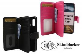 Skimblocker XL Wallet Samsung Galaxy A40 (A405FN/DS)