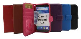 New Standcase Wallet Xiaomi Redmi Go