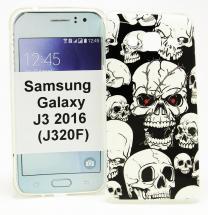 TPU Designcover Samsung Galaxy J3 2016 (J320F)