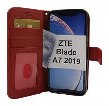 New Standcase Wallet ZTE Blade A7 2019