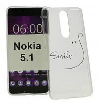 TPU Designcover Nokia 5.1
