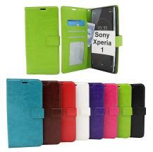 Crazy Horse Wallet Sony Xperia 1 (J9110)