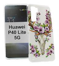 TPU Designcover Huawei P40 Lite 5G