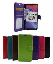 Crazy Horse Wallet Samsung Galaxy S20 FE/S20 FE 5G