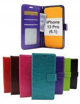 Crazy Horse Wallet iPhone 13 Pro (6.1)