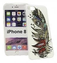 TPU Designcover iPhone 8