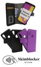 Skimblocker Magnet Wallet Xiaomi Redmi 7