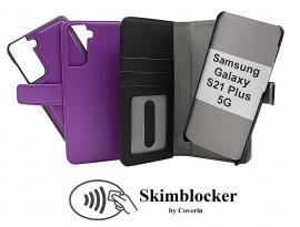 Skimblocker Magnet Wallet Samsung Galaxy S21 Plus 5G (G996B)