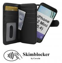 Skimblocker XL Magnet Wallet iPhone 12 Mini (5.4)
