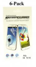 6-Pack Skærmbeskyttelse Huawei Y6 Pro (TIT-L01)