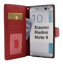 New Standcase Wallet Xiaomi Redmi Note 9