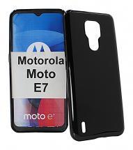TPU Mobilcover Motorola Moto E7