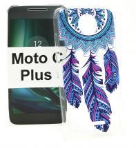 TPU Designcover Moto C Plus
