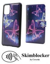 Skimblocker Magnet Designwallet Samsung Galaxy A02s