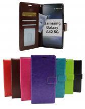 Crazy Horse Wallet Samsung Galaxy A42 5G
