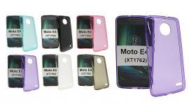 TPU Mobilcover Moto E4 / Moto E (4th gen) (XT1762)