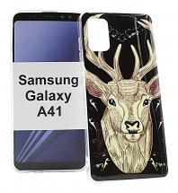 TPU Designcover Samsung Galaxy A41