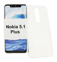 Ultra Thin TPU Cover Nokia 5.1 Plus