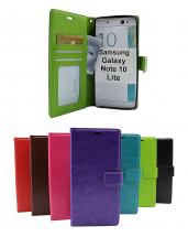 Crazy Horse Wallet Samsung Galaxy Note 10 Lite (N770F)