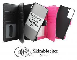 Skimblocker XL Magnet Wallet Samsung Galaxy S21 Plus 5G (G996B)