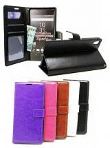 Crazy Horse Wallet Sony Xperia Z5 Premium (E6853)