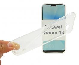 Ultra Thin TPU Cover Huawei Honor 10