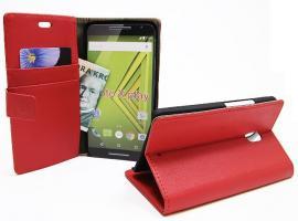 Standcase wallet Motorola Moto X Play