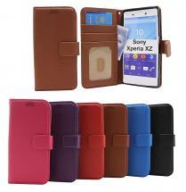 New Standcase Wallet Sony Xperia XZ / XZs (F8331 / G8231)