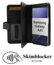 Skimblocker XL Wallet Samsung Galaxy A41
