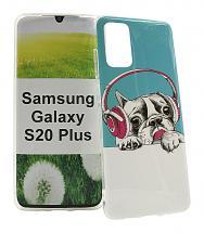 TPU Designcover Samsung Galaxy S20 Plus (G986B)
