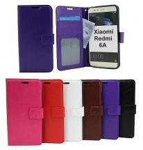 Crazy Horse Wallet Xiaomi Redmi 6A