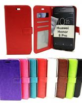 Crazy Horse Wallet Huawei Honor 8 Pro