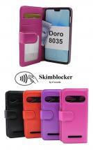 Skimblocker Mobiltaske Doro 8035