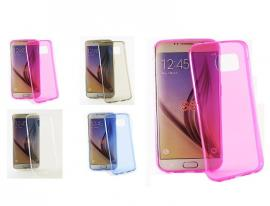 Transparent TPU Cover Samsung Galaxy S6