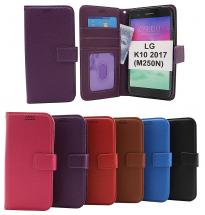 New Standcase Wallet LG K10 2017 (M250N)