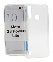 TPU Mobilcover Motorola Moto G8 Power Lite