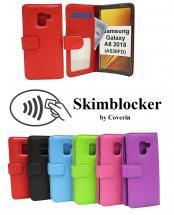 Skimblocker Mobiltaske Samsung Galaxy A8 2018 (A530FD)
