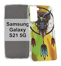 TPU Designcover Samsung Galaxy S21 5G (G991B)