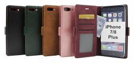 Lyx Standcase Wallet iPhone 7 Plus / 8 Plus