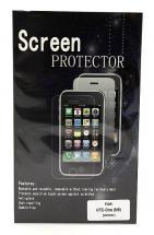 Skærmbeskyttelse med spejlfunktion HTC One (M8)